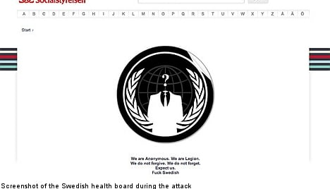 Swedish sites hit by new wave of cyber attacks
