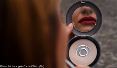 Swedish make-up firm launches in Middle East