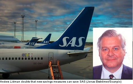 Troubled SAS has 'less than a year' left: expert