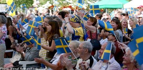 Sweden world's fifth most 'powerful' country