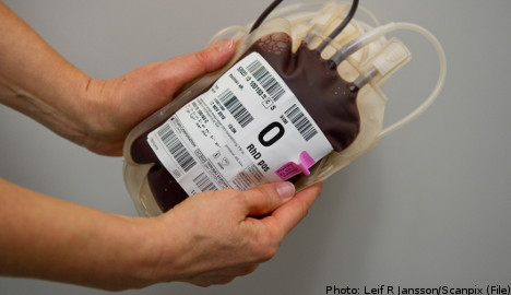 Court stifles hunt for donors with 'risky' blood