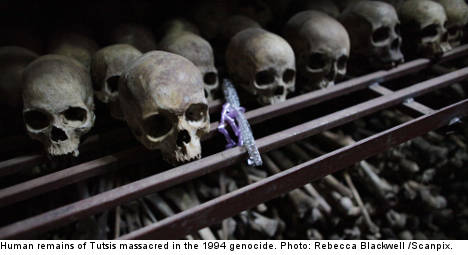 Sweden's first genocide trial imminent