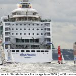 Missing Swedish woman likely fell off ferry: police