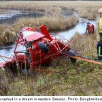 Plane in fatal crash built by high school students