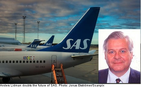 No future for SAS in Europe: expert