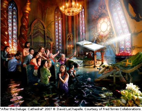 LaChapelle's candy-pop cure for materialism