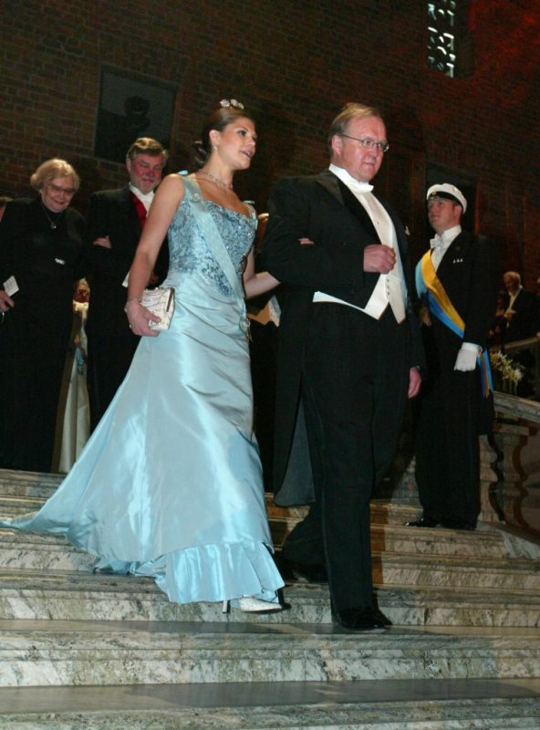 2003<br>Here with former Swedish Prime Minister Göran PerssonPhoto: Ola Torkelsson