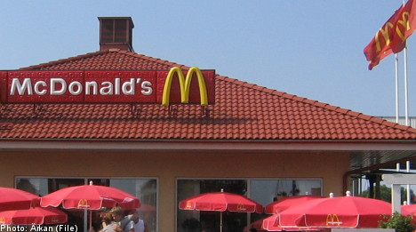 Managers sold jobs at McDonald's: report