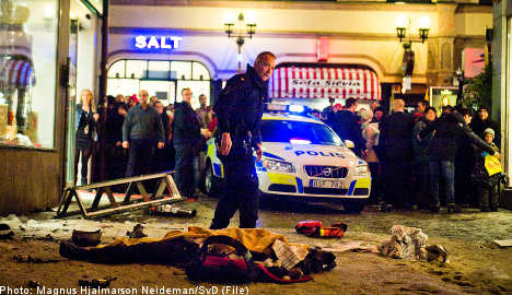Sweden likely to drop suicide bombing probe