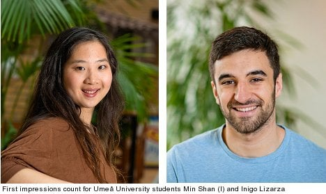 Foreign students warm to Umeå University