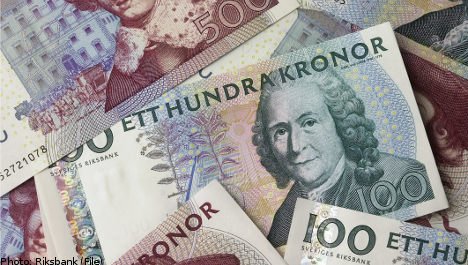 Many Swedes to face higher tax bills in 2013