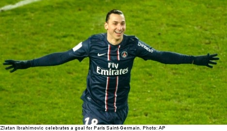 New Zlatan hat-trick lifts PSG to victory