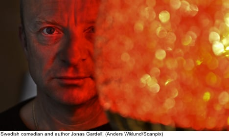 Jonas Gardell named 'Swede of the Year'