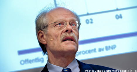 Riksbank lowers interest rate to 1 percent