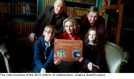 Occultism claims mar Swedish Christmas show