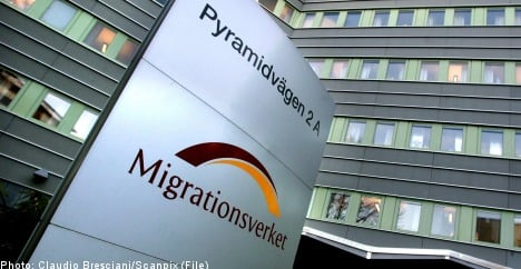 Sweden sets immigration record in 2012