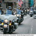 Criminals more prone to crash their motorcycles