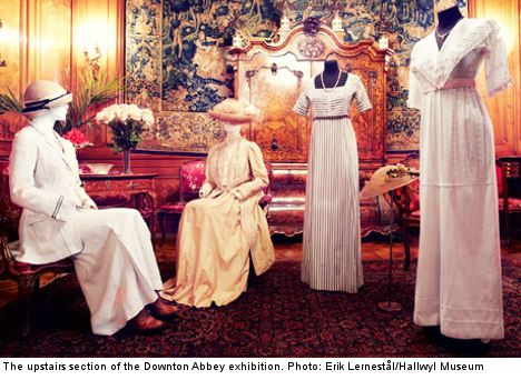Downton breaks museum's visitor record