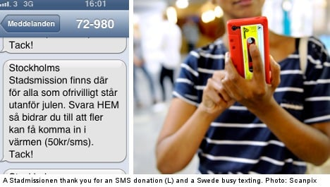 Charities suffer amid mobile payments muddle
