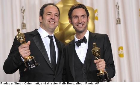 Sweden takes home three Academy Awards