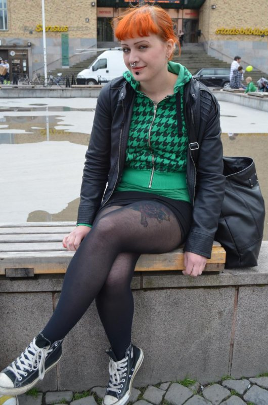 Fanny, 25<br>How about Södermalm? It is a nice neighborhood and has some cute, little shops and awesome vegetarian restaurants.