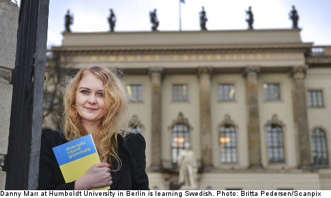 Swedish lessons take off across Europe