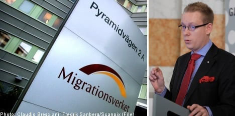 Minister: immigrant 'volumes' too high