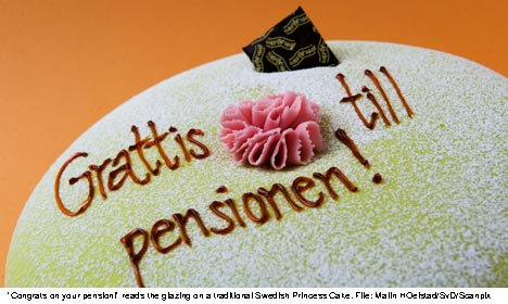 'Pension age could inch up again': report