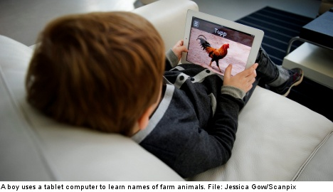 iPads touted as saviour for rural Swedish schools