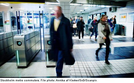 Outrage over Stockholm cops' 'racial profiling'