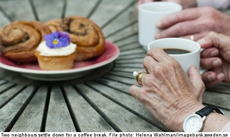 Swedes nicer neighbours than Brits: study