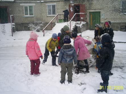 Kids playing in the snow after dinner<br>Kids may be the best at showing us how much fun winter can be. Of course, at winter's peak in December and January, the sun goes down in the early afternoon leaving a very narrow window for catching a glimpse of children frolicking in the flakes. But come March, the days are noticeably longer, allowing youngsters to strap on skates or jump in snow piles until much later. And if the days are getting, that can only mean spring is on the way.Photo: paukrus/Flickr