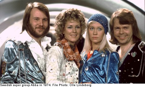 Abba reunion: 'You never know what might happen'