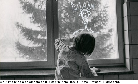First payments to abused Swedish foster kids
