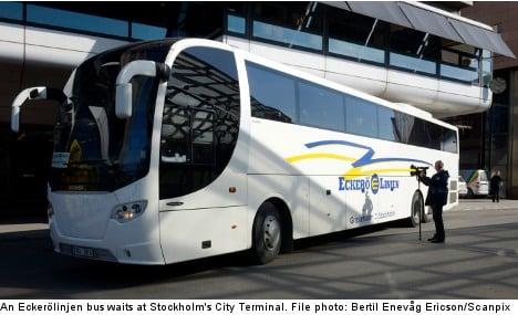 Driver suspended after 'bus apartheid' reports