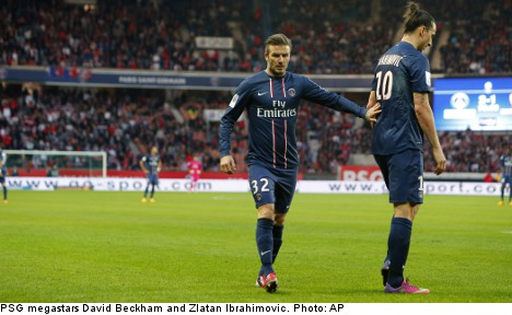 Zlatan's PSG to play Real Madrid in Gothenburg