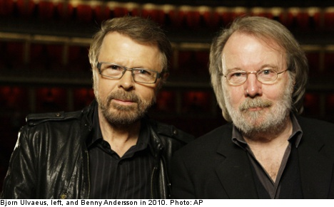 Abba stars team up with Avicii for Eurovision final