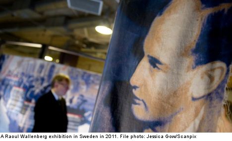 Wallenberg becomes first honorary Australian