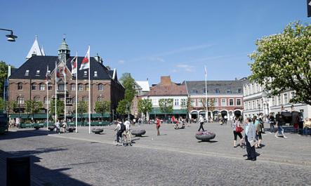 4. Lund<br>Population: 82 800 <br />Location: Southern Sweden <br />Has a famous University and is a typical student cityPhoto: WikiCommons/Anton Holmquist