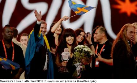 20 points<br>This city is hosting the 2013 Eurovision finals. After Loreen's victory in Baku in 2012, Sweden chose this city to host the Contest. This city also hosted the competition in 1992.