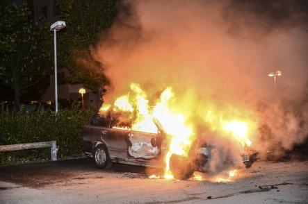 Husby riots, day 3