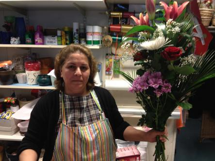 """""""Parents are ultimately responsible. They need to set boundaries. They need to have more of a check on their children's lives,"""" Shahnaz Darabi, who runs a flower shop on Husby's main square, told The LocalPhoto: The Local"""