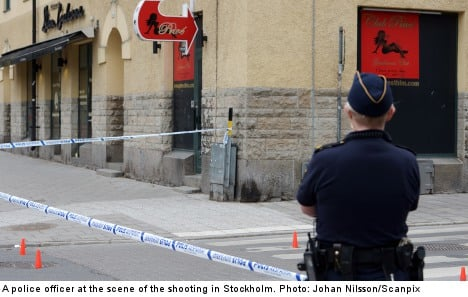 Police to probe strip-club shooting in Stockholm