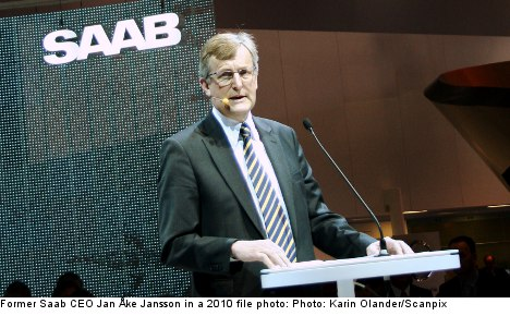 Tax probe forces ex-Saab CEO from Vattenfall