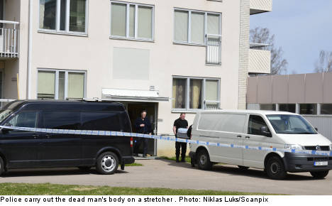 Three arrests over Boxholm murder