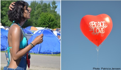 Bankruptcy stops music for Peace & Love festival