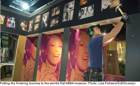 Abba – The Museum expected to be a big hit