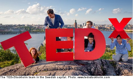TEDx looks to get Stockholmers thinking