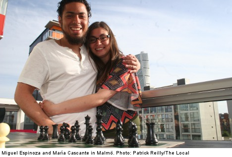 Costa Rican chess fans keep website in check
