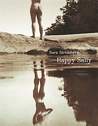 Happy Sally by Sara Stridsberg was not well received by the clubPhoto: Albert Bonniers förlag